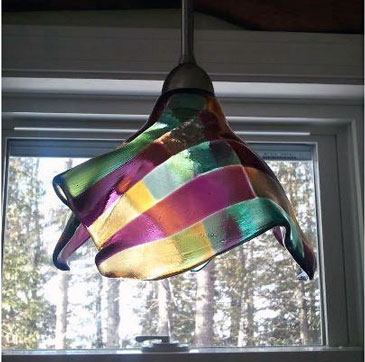 Linda's pendant light